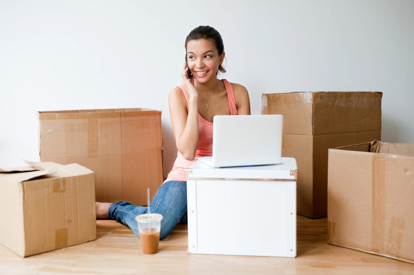 Who to notify when you move house