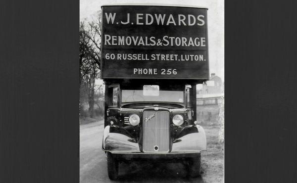 1940 Bedford Truck